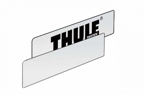 Thule Skiltplate 1