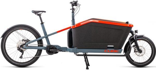 Cube Cargo Sport Hybrid Dual 1