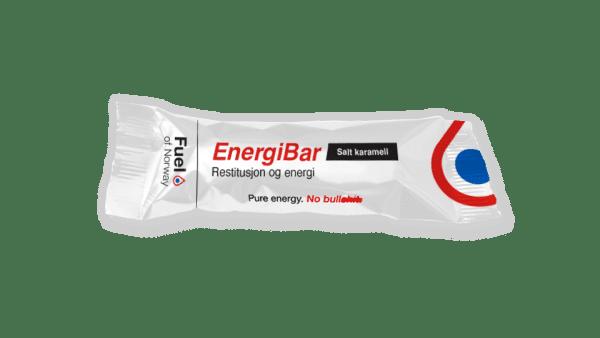 Fuel Of Norway Energibar salt karamell 1