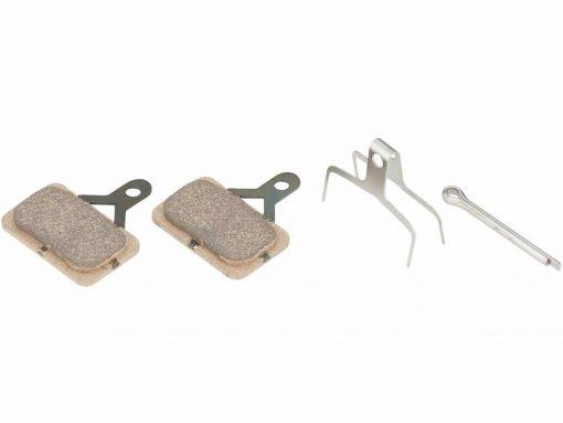Shimano E01S Bremsekloss Metall 1