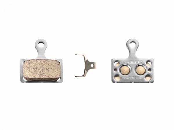 Shimano K04S Bremsekloss Metall/Ti 1