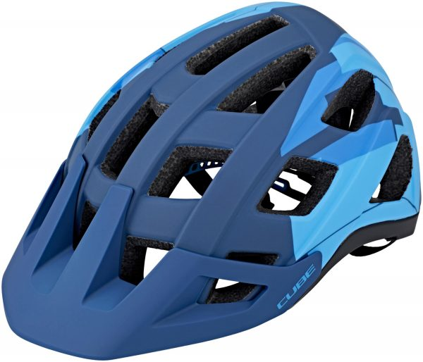Cube Badger sykkelhjelm 1