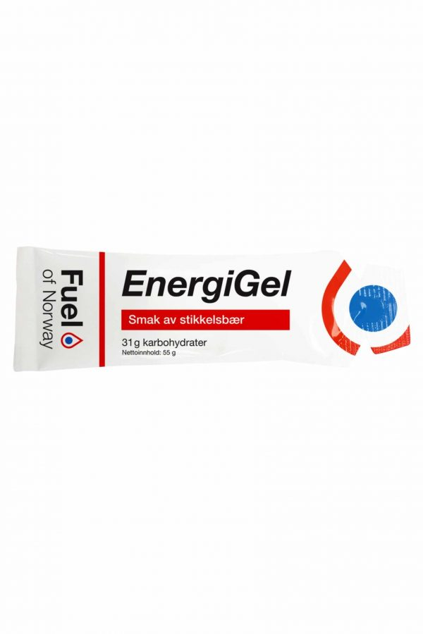 Fuel of Norway Energigel Stikkelsbær 1