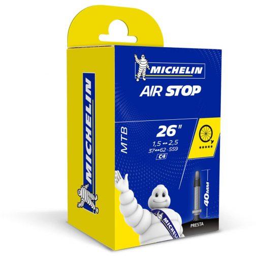 """Michelin Slange 26x1,5-2,5"""", presta ventil 1"""