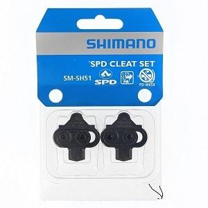 Cleats SM-SH51 uten plate 1