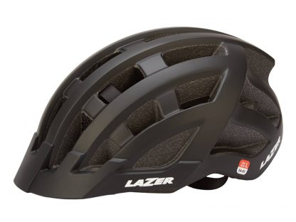 Lazer Compact DLX hjelm 1