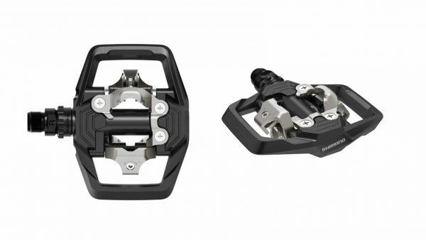 Shimano ME700 pedal 1